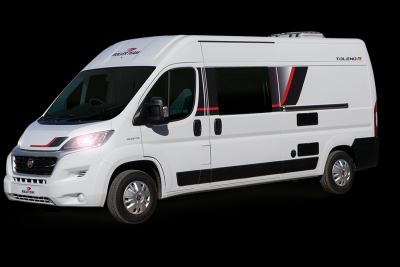 2019 Auto Roller Toleno R (2 or 4 BERTH)