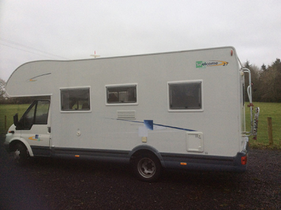 2005 CHAUSSON WELCOME 27 - SOLD